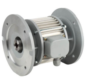 Double Flange Clutch & Brake Unit (ECB-DF Series)